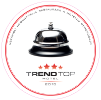 TREND TOP Restaurants and Hotels for year 2016
