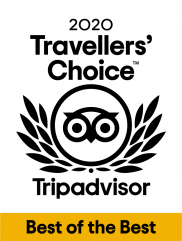 tripadvisor - TRAVELERS CHOICE 2016