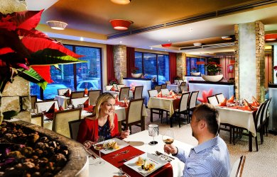 Hotel restaurant of Wellness Hotel Chopok ****