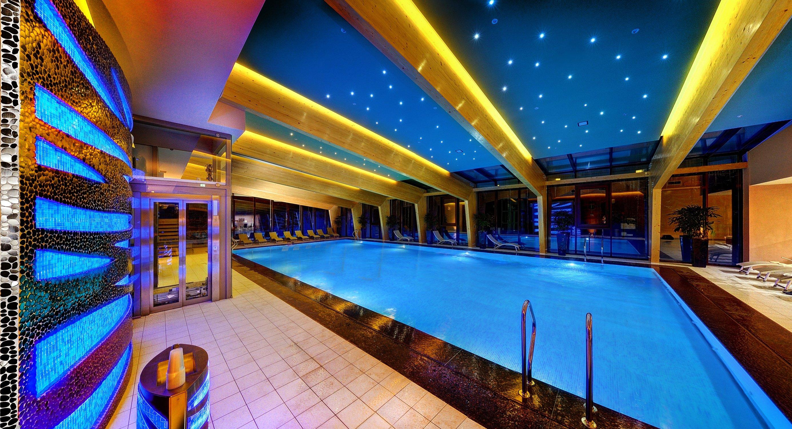 Pool And Sauna World Prasli U010dka Wellness Hotel Chopok