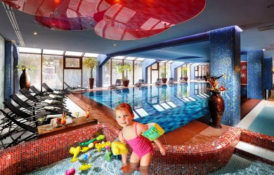 Pool for children at Wellness Hotel Chopok ****