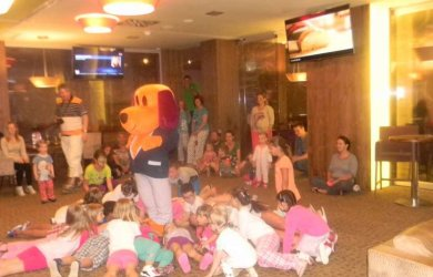Animation program for children at Wellness Hotel Chopok ****